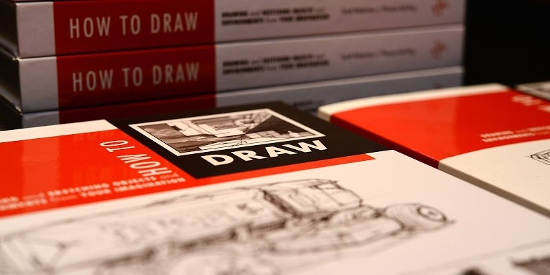 how_to_draw_books