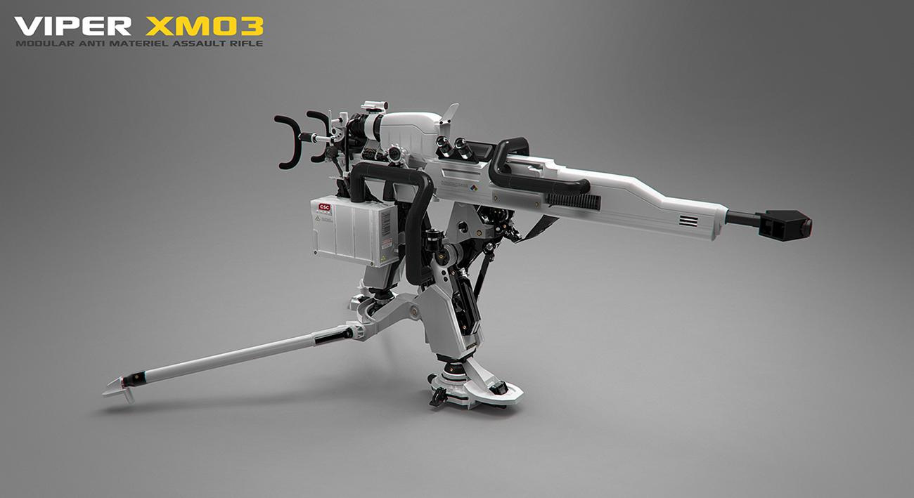 Viper XM 03 Concept