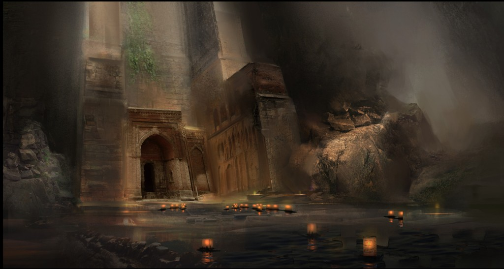 A personal art work created by Esther Wu.