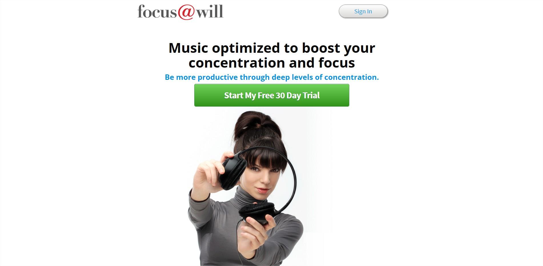 Online Music Service