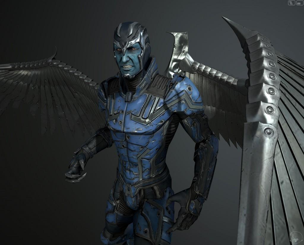 Archangel - Georgian Avasilcutei
