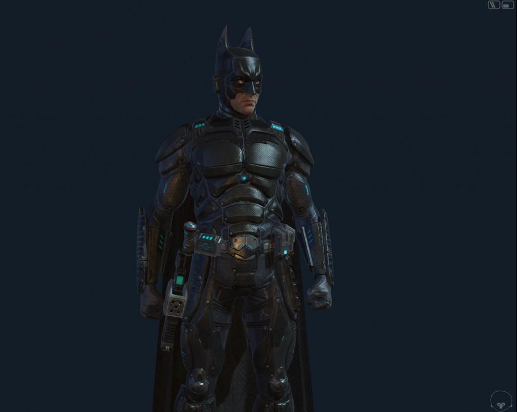 Batman - Satoshi Arakawa