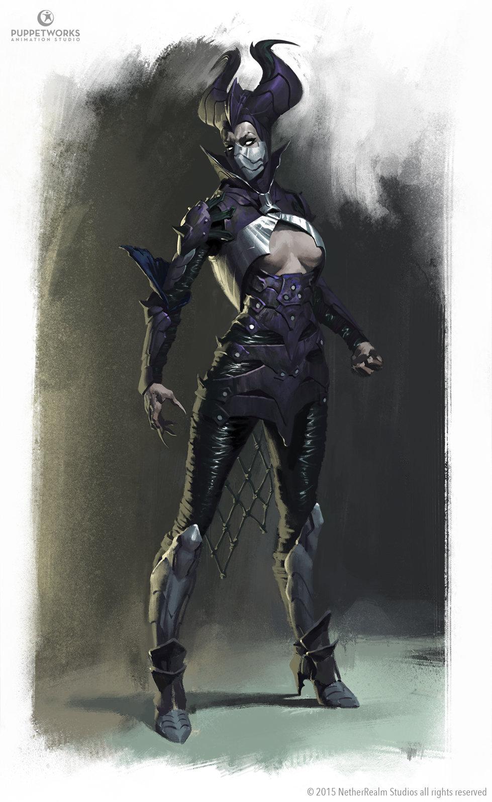 Mortal Kombat Raiden Drawings The gruesomely beautif...