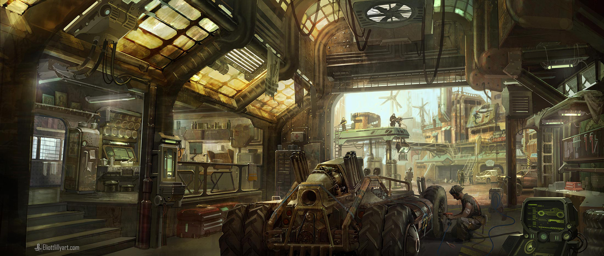 10 things to do before you apply for a concept art job
