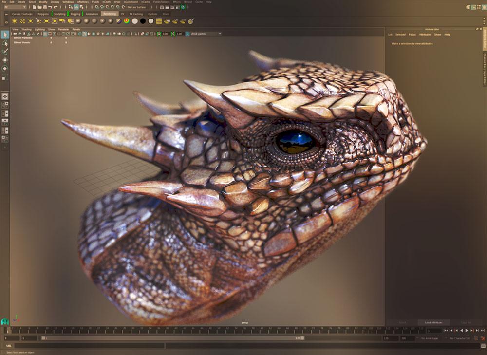 Gnomon releases Introduction to Maya 2016 - ArtStation Magazine