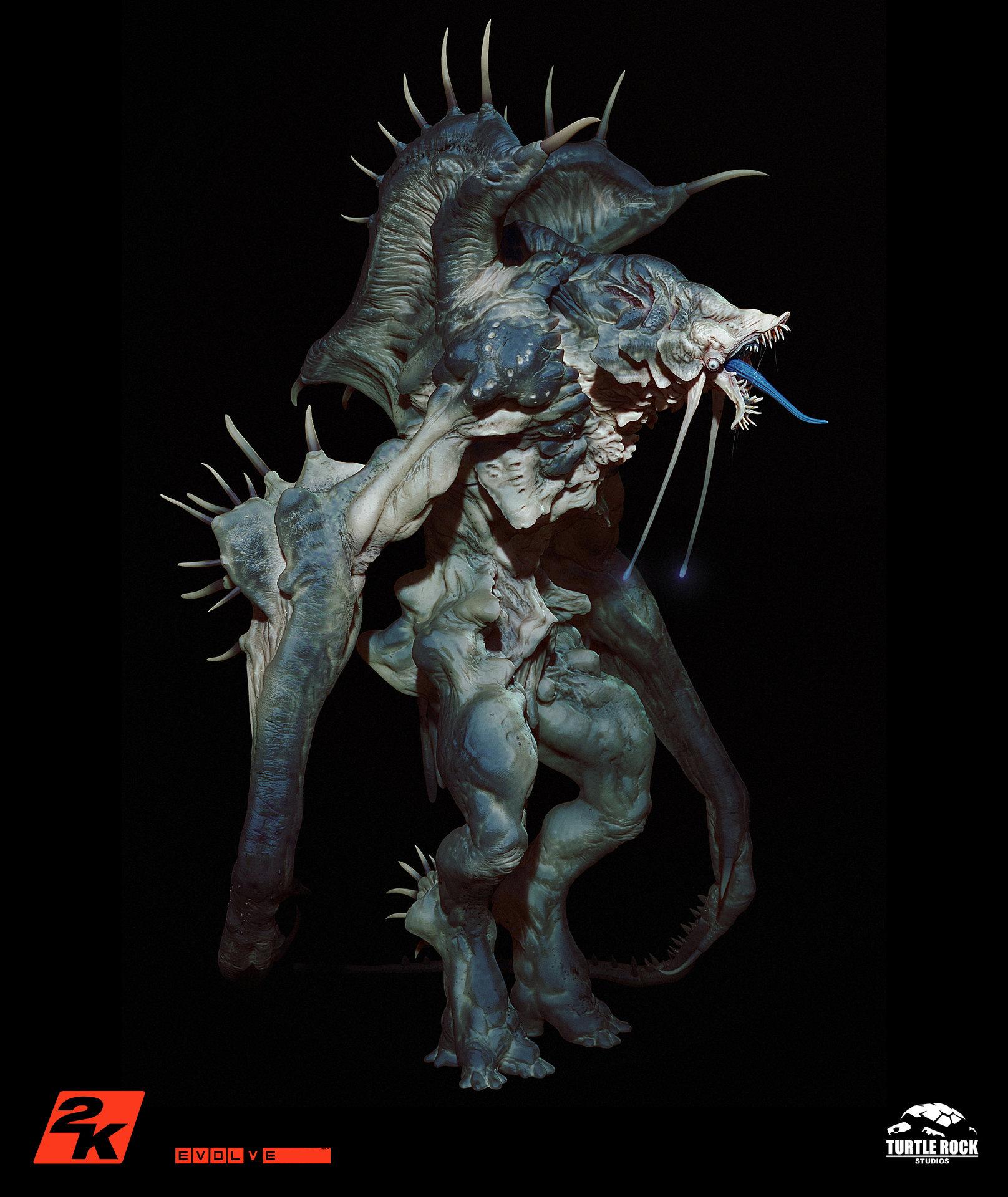Profile: character artist Kurt Papstein - ArtStation Magazine