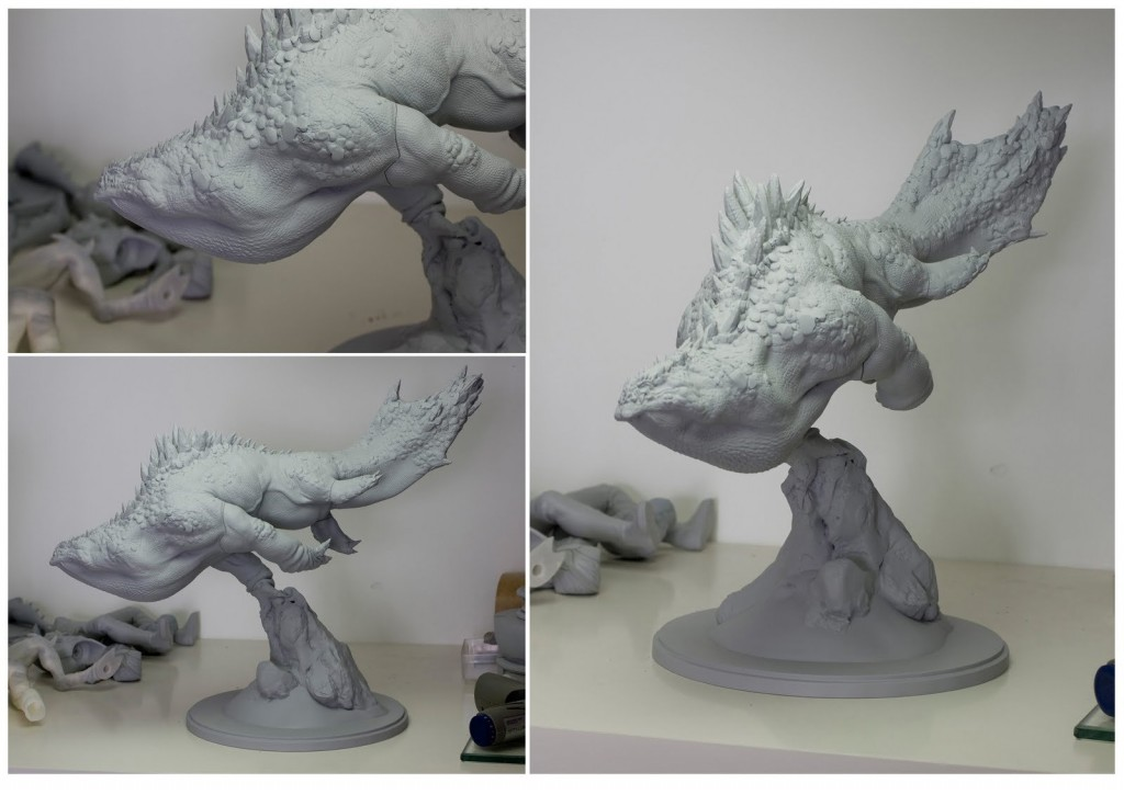 Hydrodon: a resin kit.