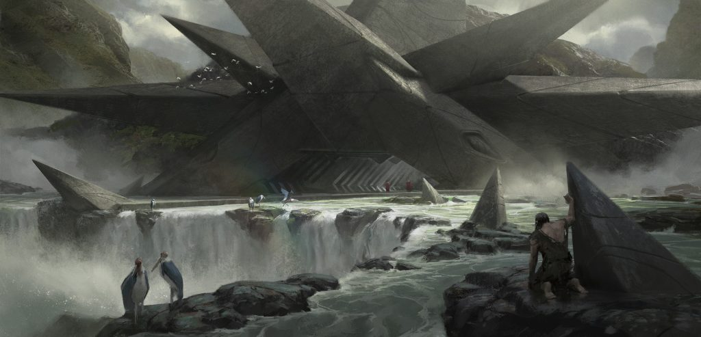 Honourable Mention 2D Environment Art: Klaus Pillon