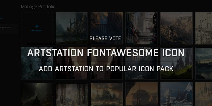 Vote-Fontawesome