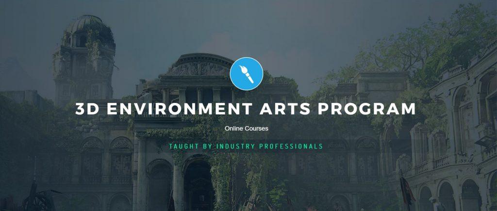 3d_environment_arts_program