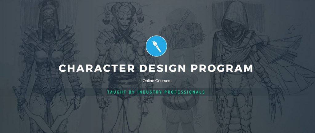 Character Design Application : Cgma fall registrations now offering environment arts program