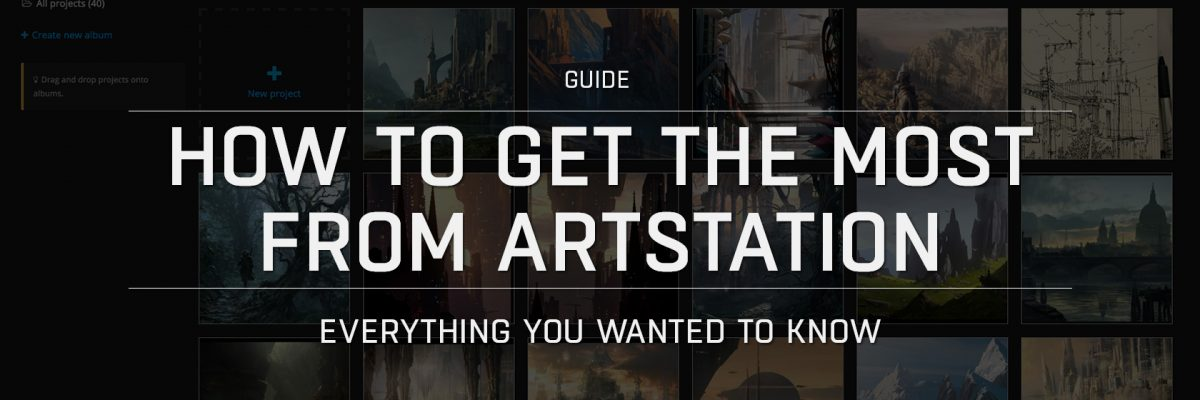How to get the most from your ArtStation account