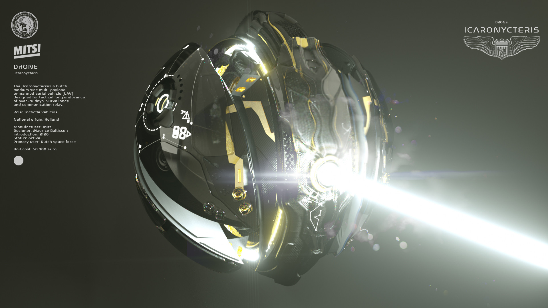 Character Design Cinema 4d Tutorial : Hard surface sci fi design in cinema d