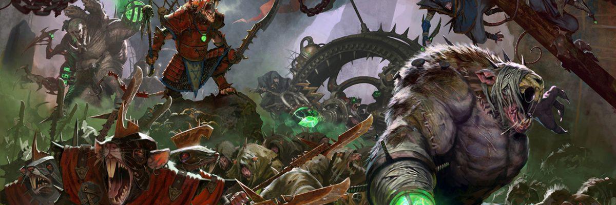 Creative Assembly Total War: Warhammer Art Blast