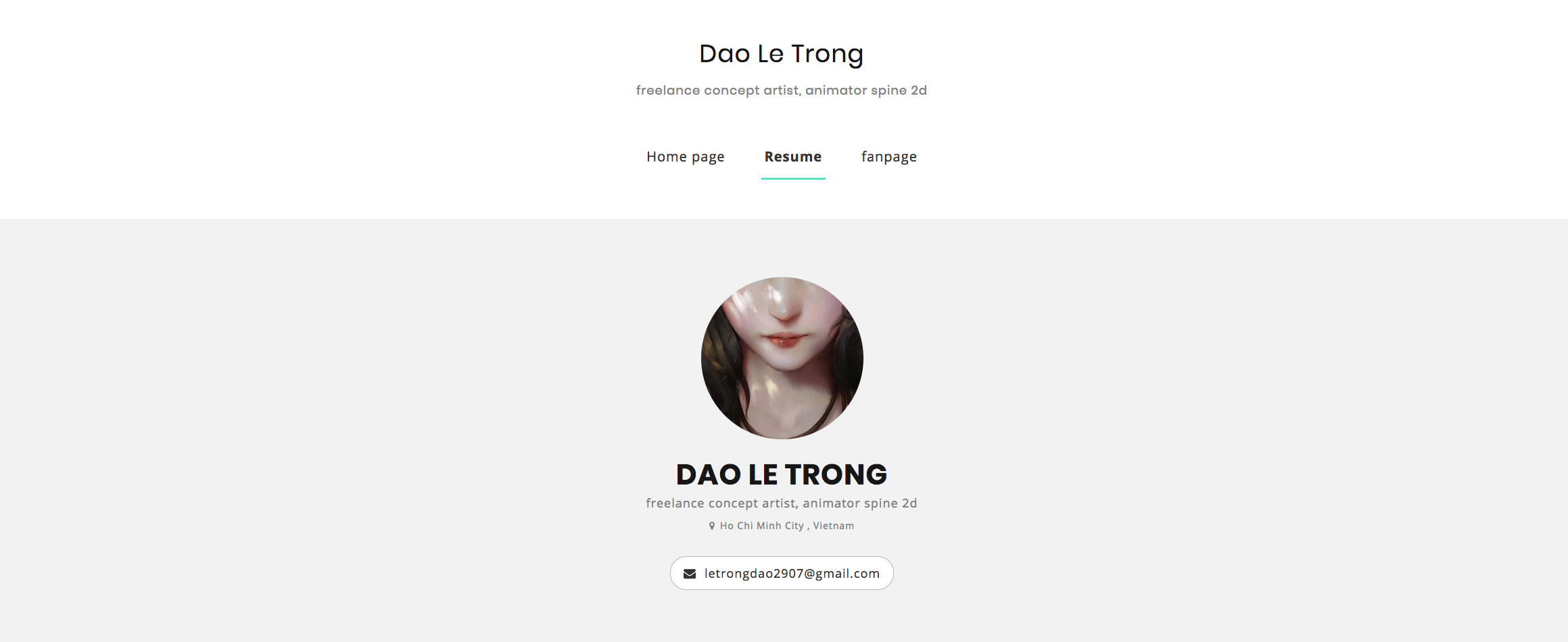 Featured Pro Portfolio: Dao Le Trong - ArtStation Magazine