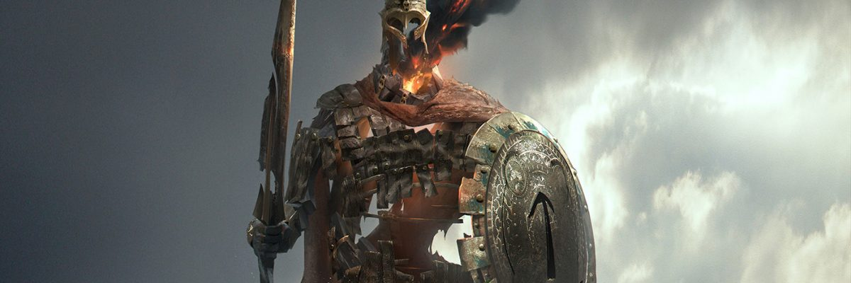 Santa Monica Studio God of War Art Blast—Concept Art