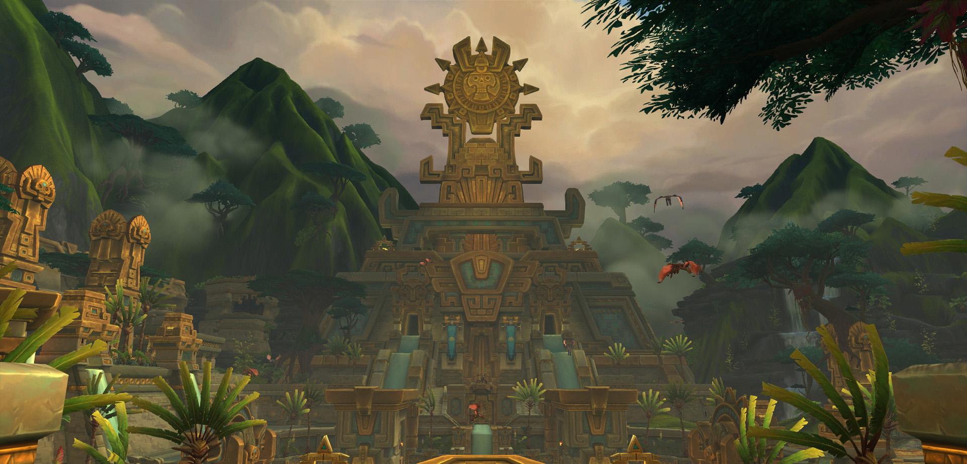 Blizzard Entertainment World of Warcraft Art Blast—Level Design & Props