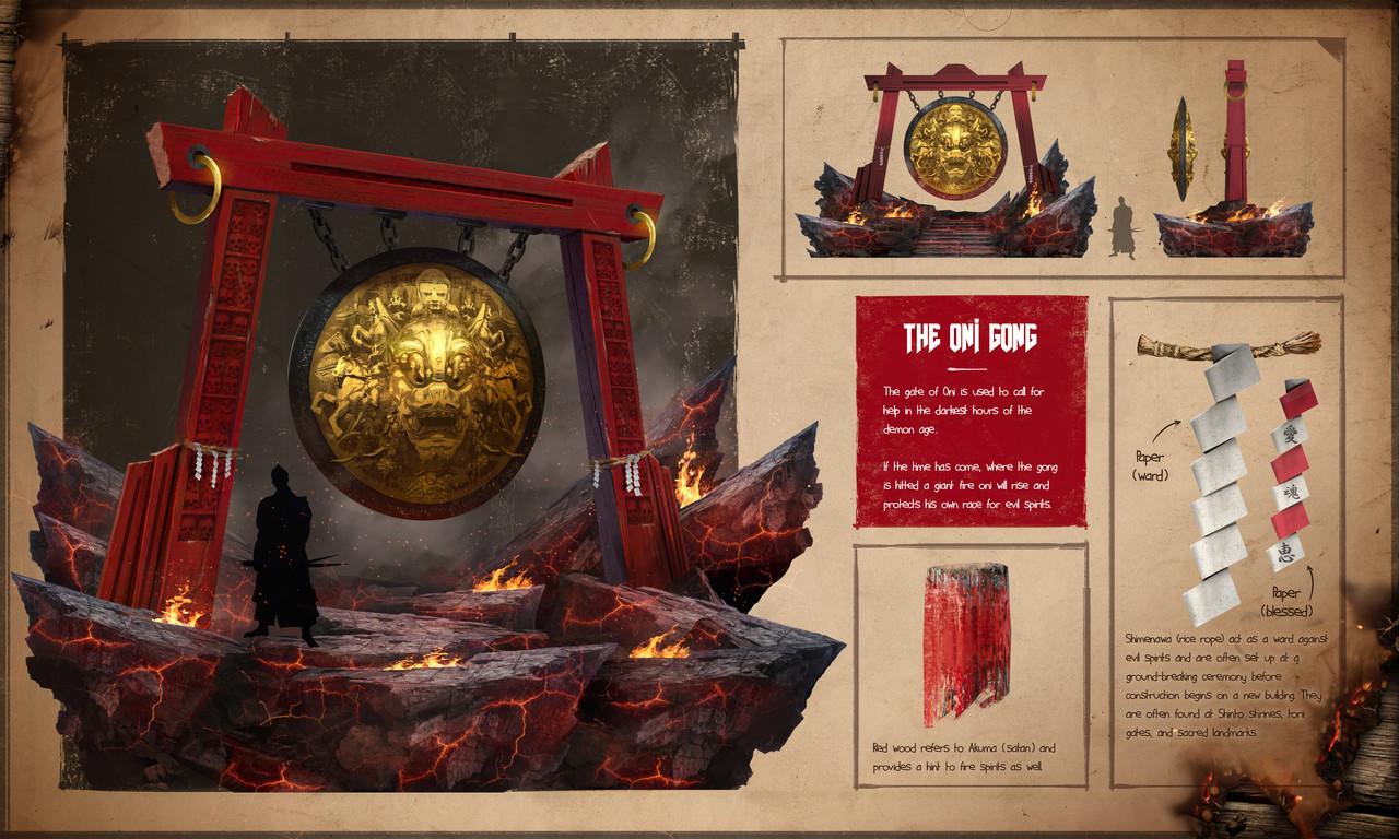 Challenge Update: Feudal Japan – The Shogunate - ArtStation