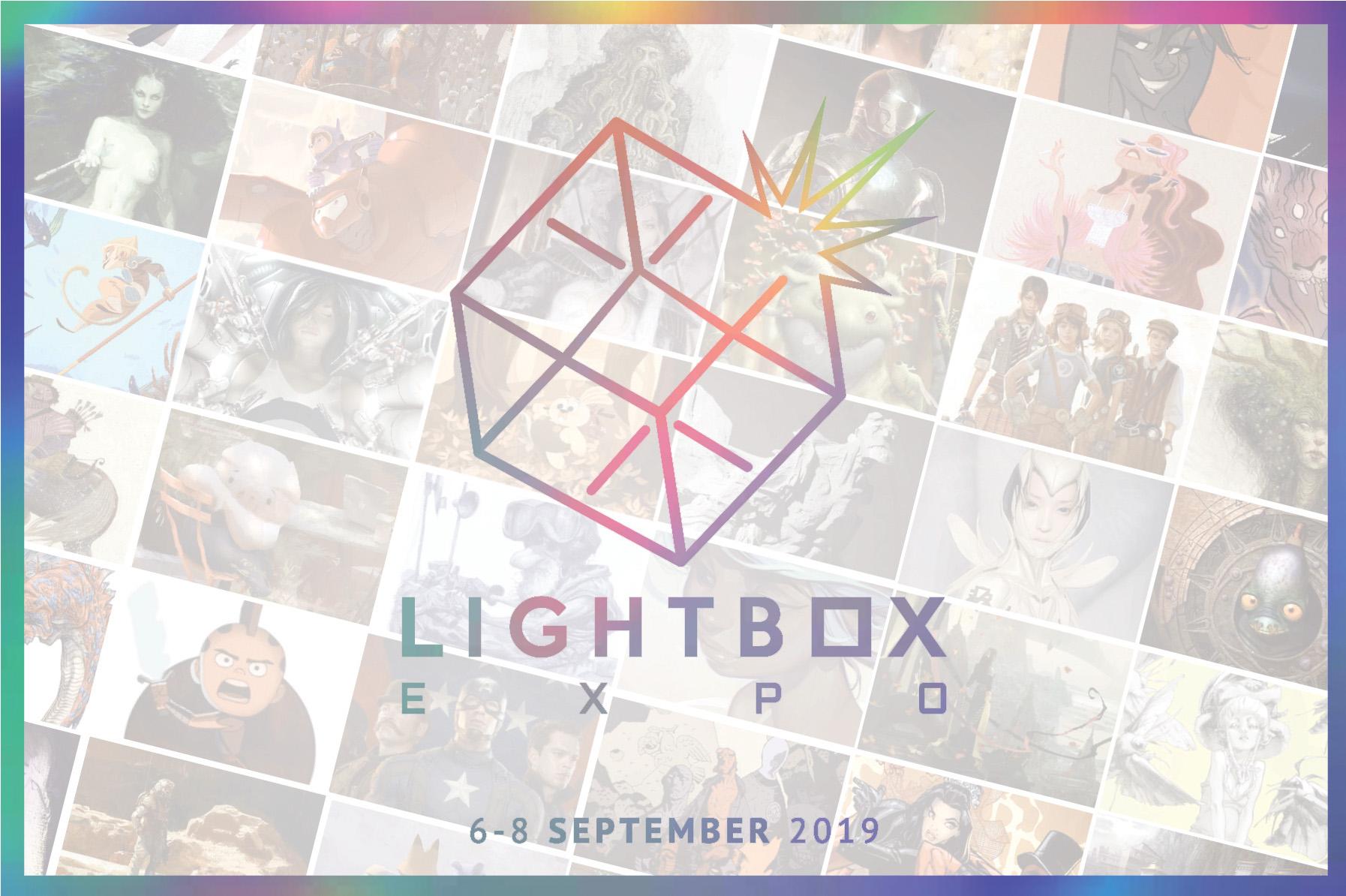 Lightbox Expo Announced - A Celebration of Art - ArtStation
