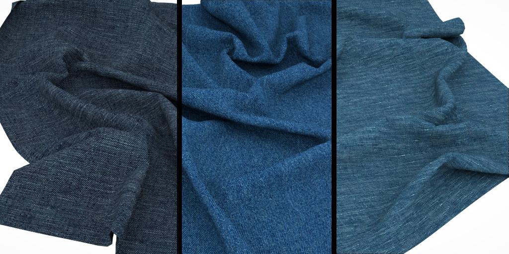 ArtStation Marketplace: Fabric & Cloth Assets - ArtStation