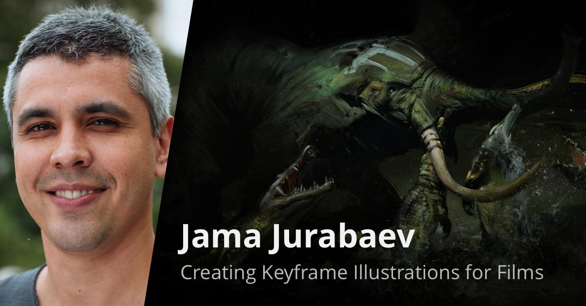 ArtStation Masterclasses 3 Instructor Spotlight: Jama