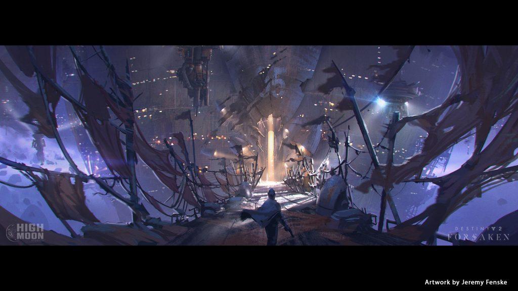 Destiny Concept Art Reddit