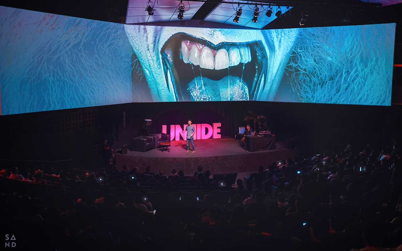 UNHIDE Conference: Latin America's largest digital art event