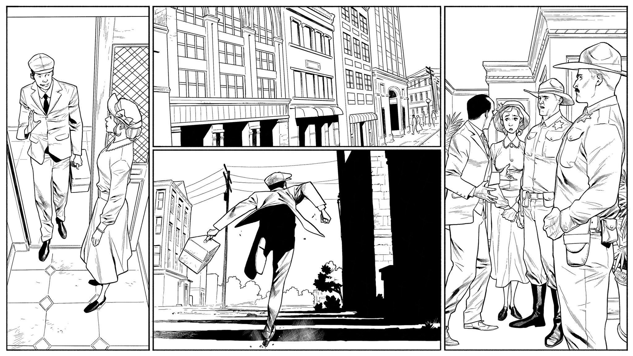 Comic Art Profile: Clayton Henry