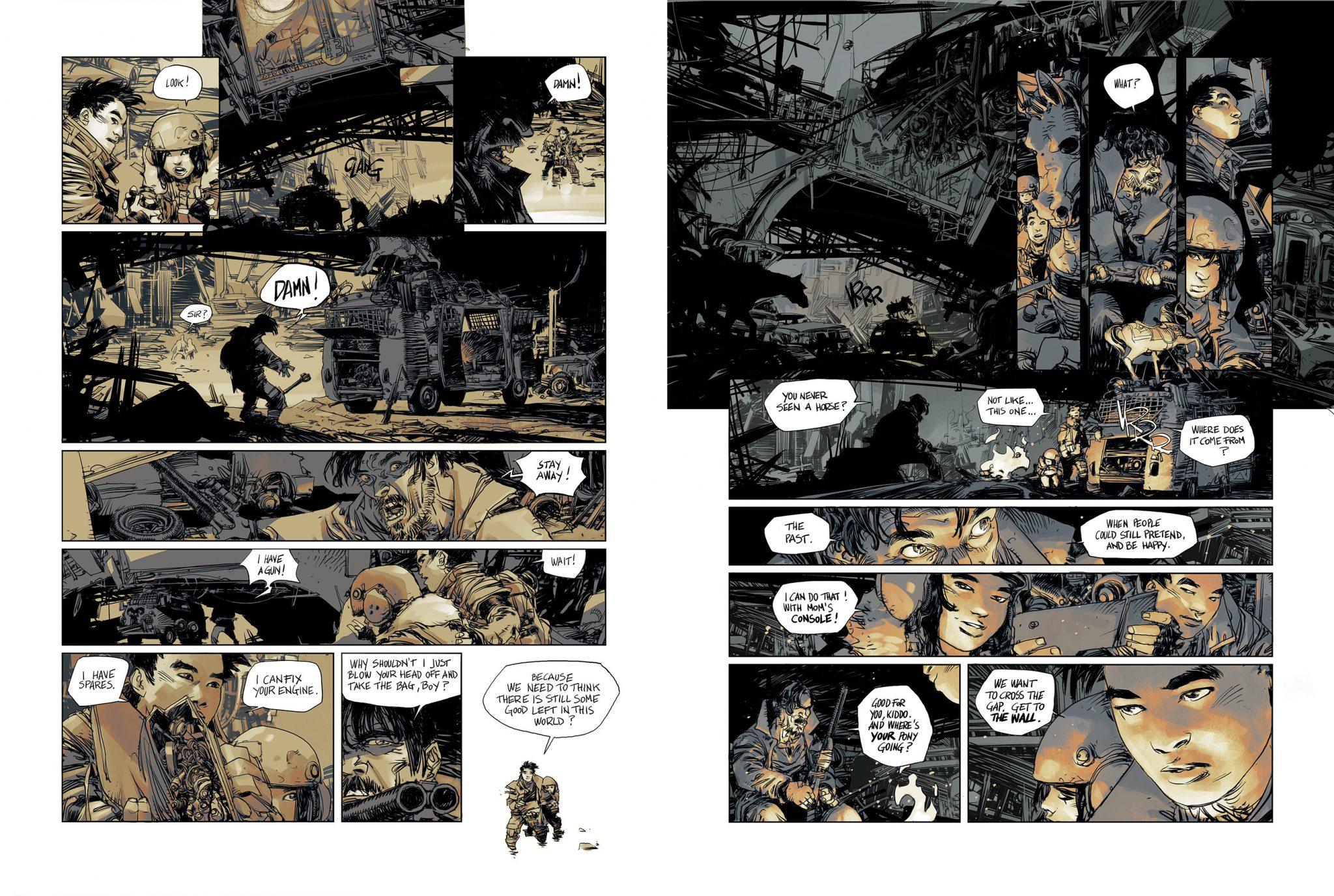 Comic Art Profile: Mario Alberti