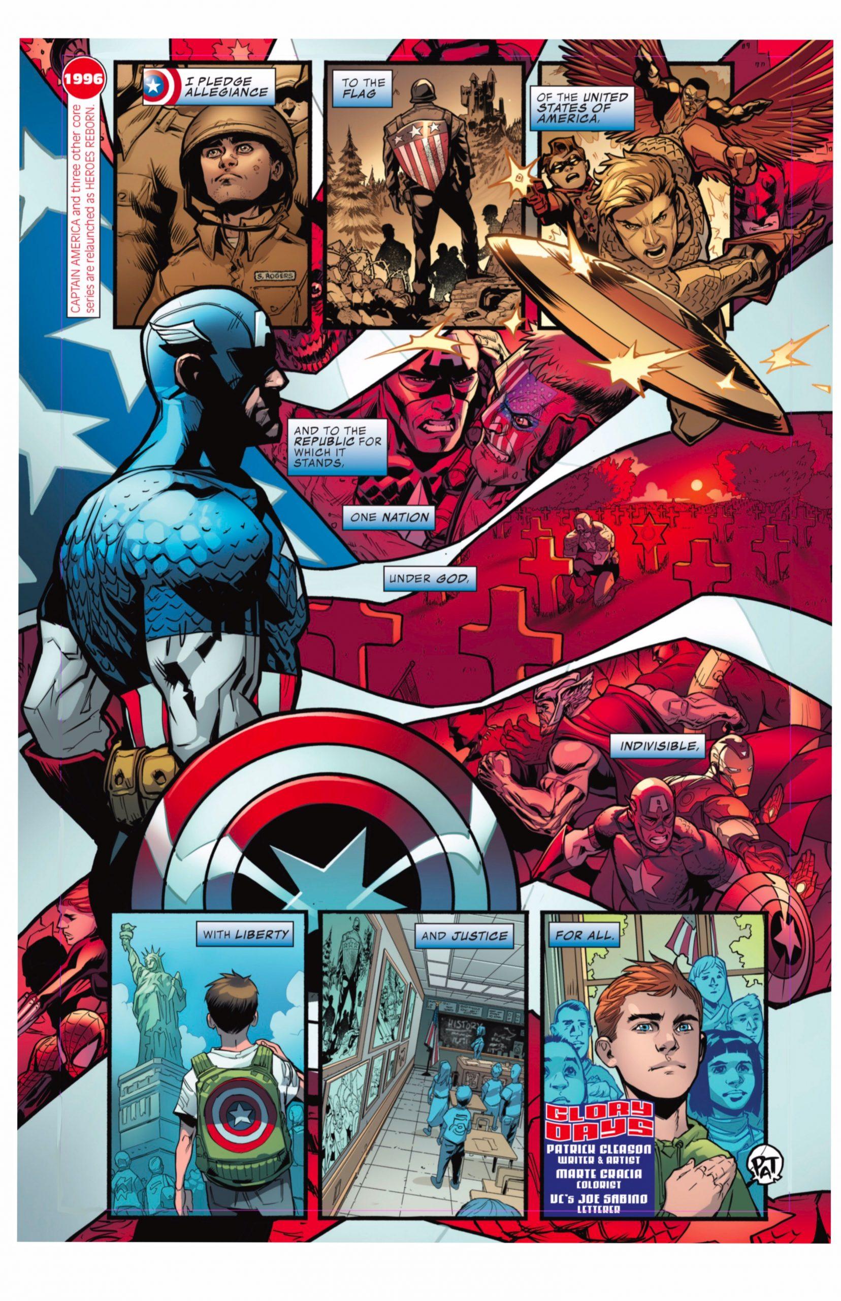 Comic Art Profile: Patrick Gleason