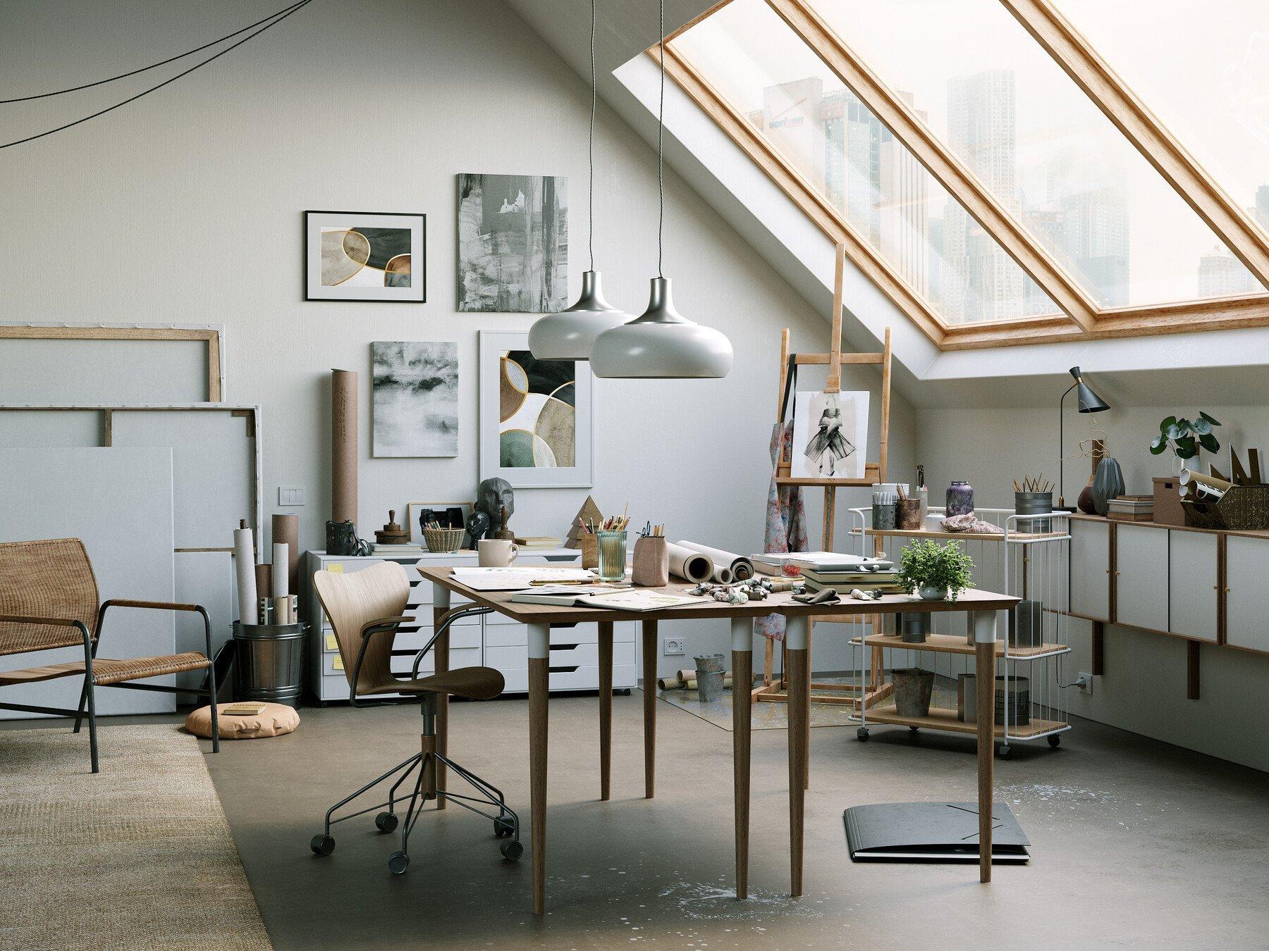 8 Inspiring ArchViz Interiors on the ArtStation Marketplace